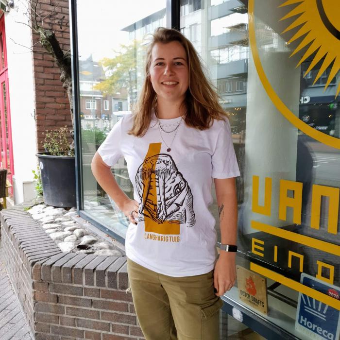 Van Moll Langharig Tuig T-Shirt